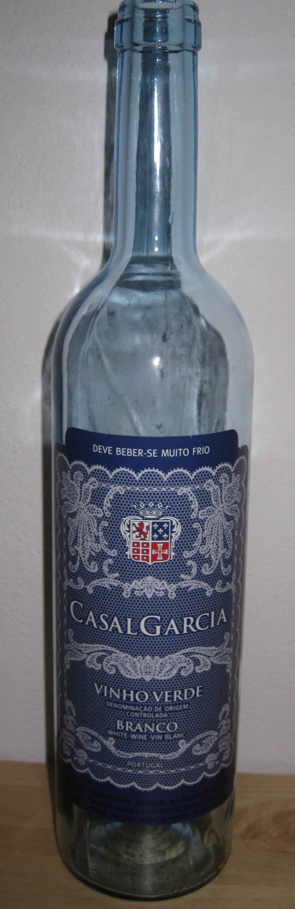 Vinho Verde – Casal Garcia