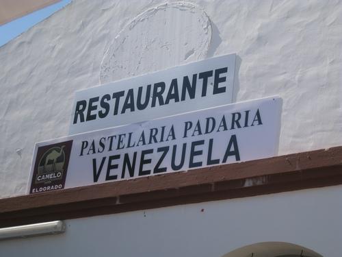 Restaurant Review: Venezuela, Praia Verde