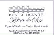 Brisa do Rio - A Great Find