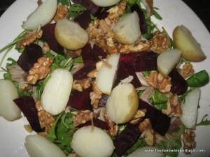 My Favourite Smoked Mackerel Salad - Thanks Iceland!