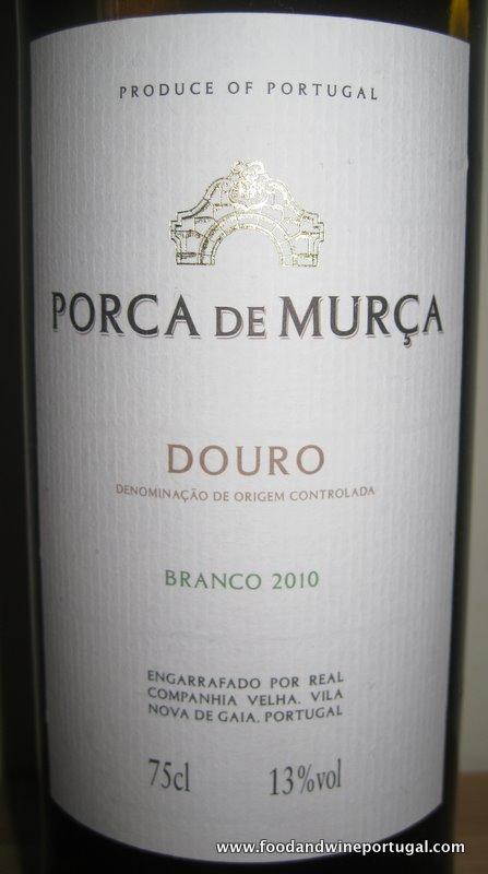 Porca da Murça - Portuguese White Wine