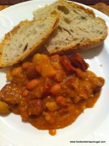 Feijoada - traditional Portuguese food