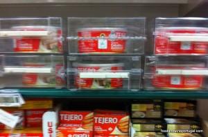 Spanish food - security tagged tuna