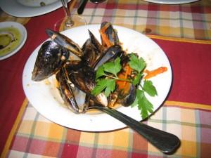 Troppo Buono - Mussels