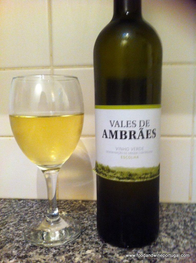 Wine in Portugal - Vales de Ambraes
