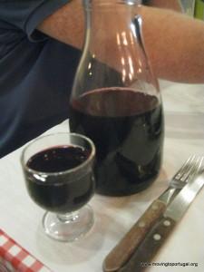 Non-hangover house wine!