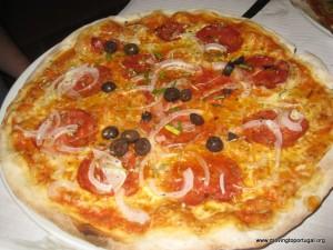 Fabulous pizza
