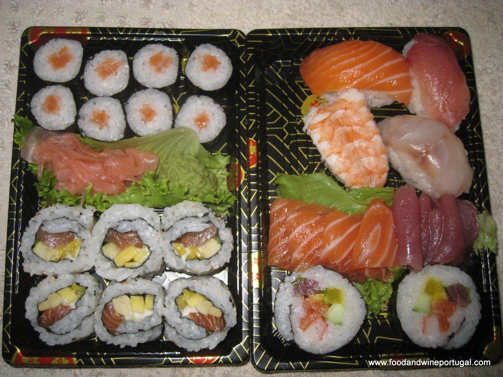 Nagoya Tavira Sushi