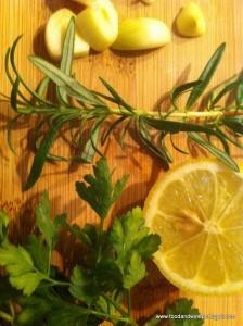 Herbs - often a surprise