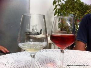 Bargain wine - always welcome!
