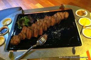 Hippo Lisbon - Steak Before