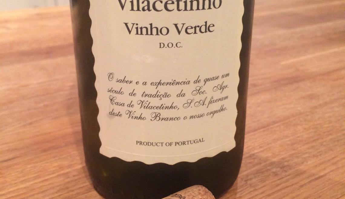 Vilacetinho white wine